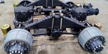 Балансирная подвеска КАМАЗ-65115